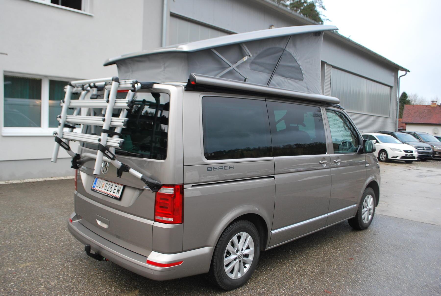 VW California Beach T6 - Van Dream Madrid
